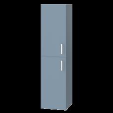 Tall storage unit Manhattan MnhP-160 Light Blue