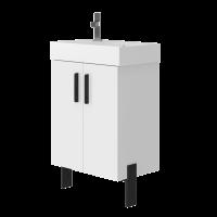 Тумба Manhattan Mh-55 белая