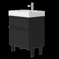 Тумба Manhattan Mh-60 черная