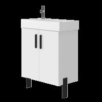 Тумба Manhattan Mh-65 белая