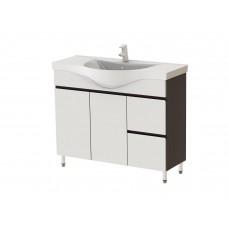 Vanity unit Monika M5-100 Wenge