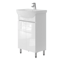 Vanity unit Monika M1-50 White