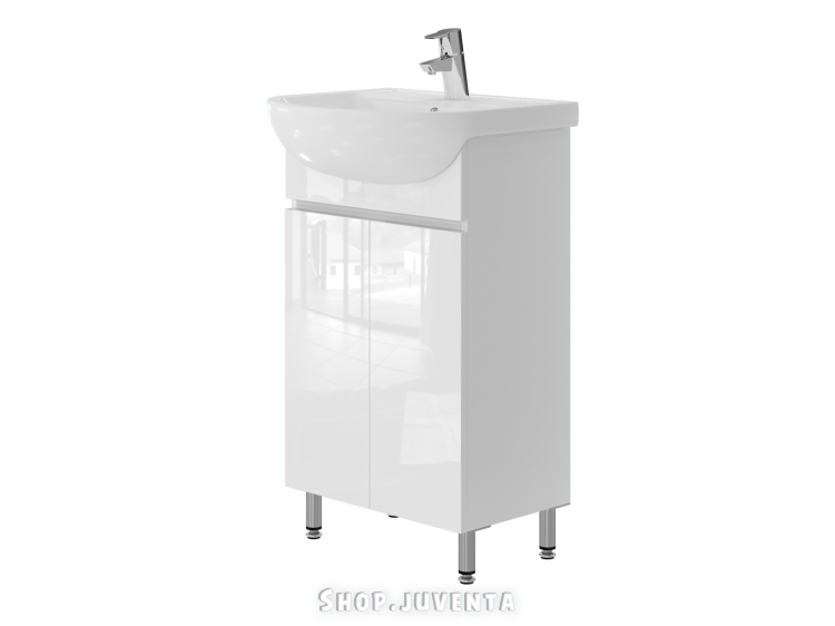 Vanity unit Monika M1-50 White
