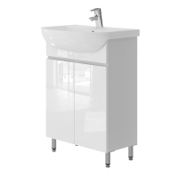 Vanity unit Monika M2-60 White