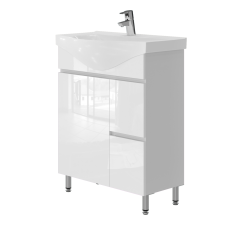 Vanity unit Monika M3-65 White