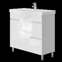 Vanity unit Monika M4-87 White