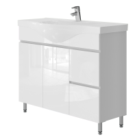 Vanity unit Monika M5-100 White