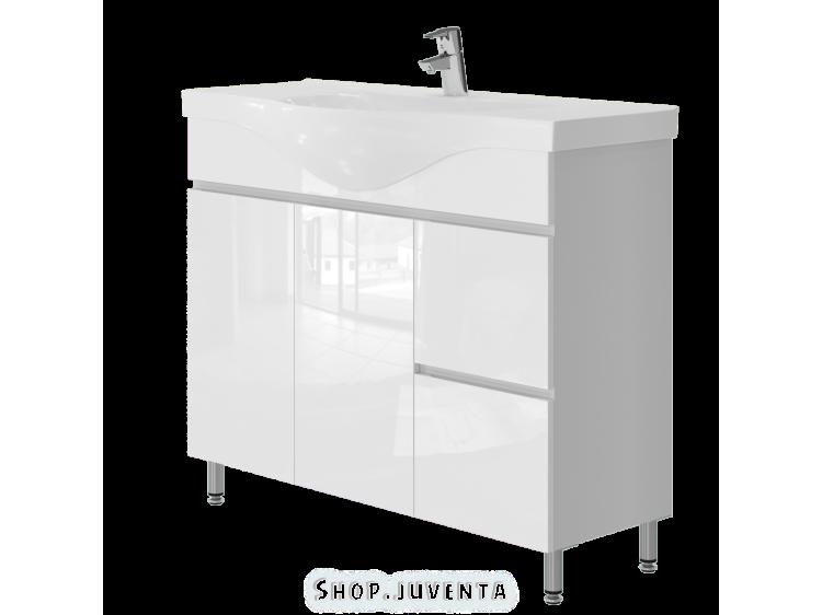 Vanity unit Monika M5-100 White
