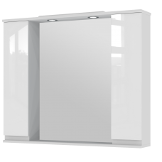 Mirror cabinet Monika MMC3-100 White