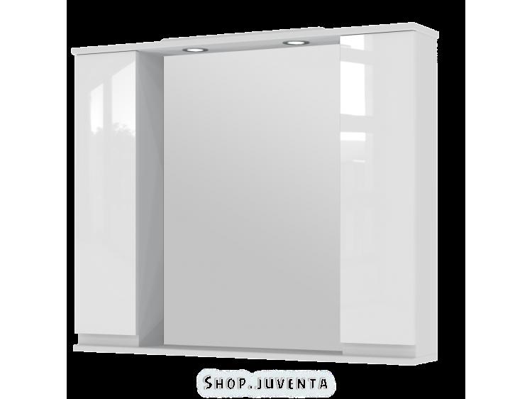 Mirror cabinet Monika MMC3-100 White