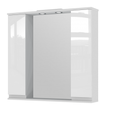 Mirror cabinet Monika MMC3-87 White
