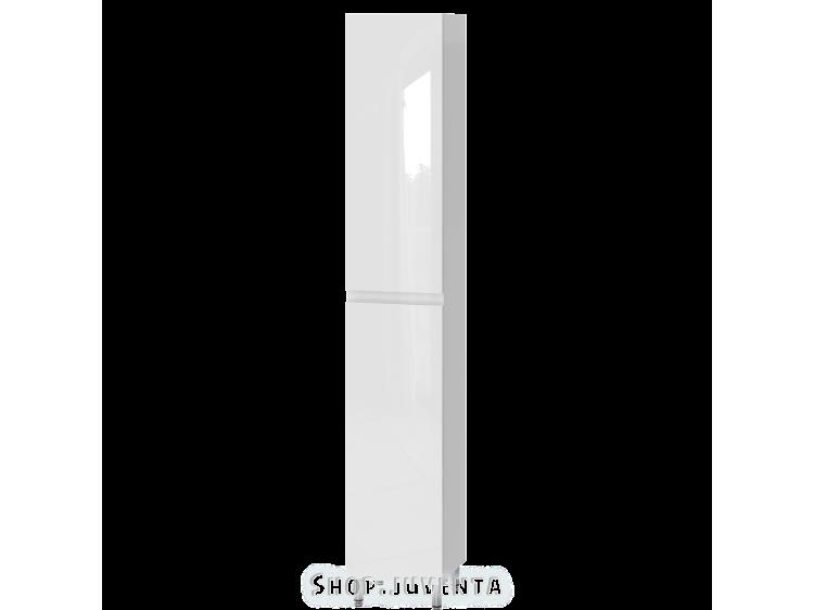 Tall storage unit Monika MP2 White