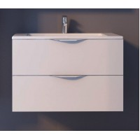 Vanity unit Nashville Nash-80 White