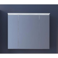 Mirror cabinet Nashville NashM-80 White