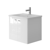 Vanity unit Novara Nv-60 White