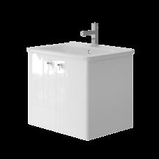 Vanity unit Novara Nv-60 White