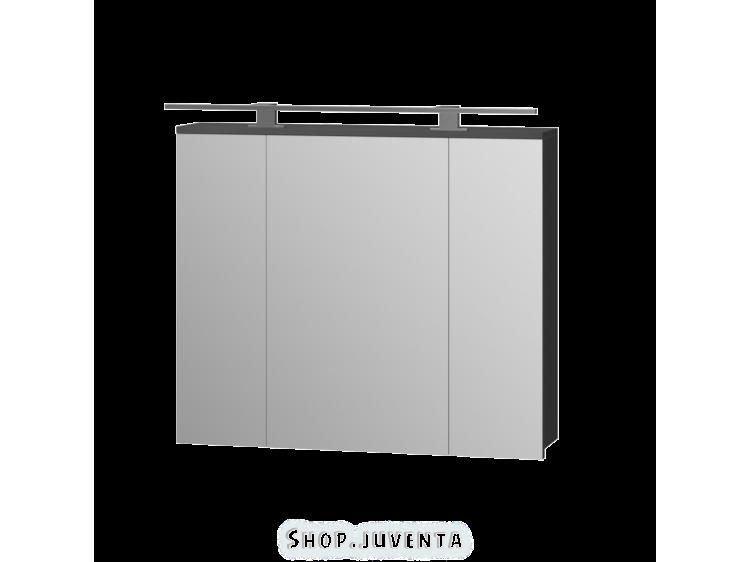 Mirror cabinet Oscar OscMC-80 Graphite