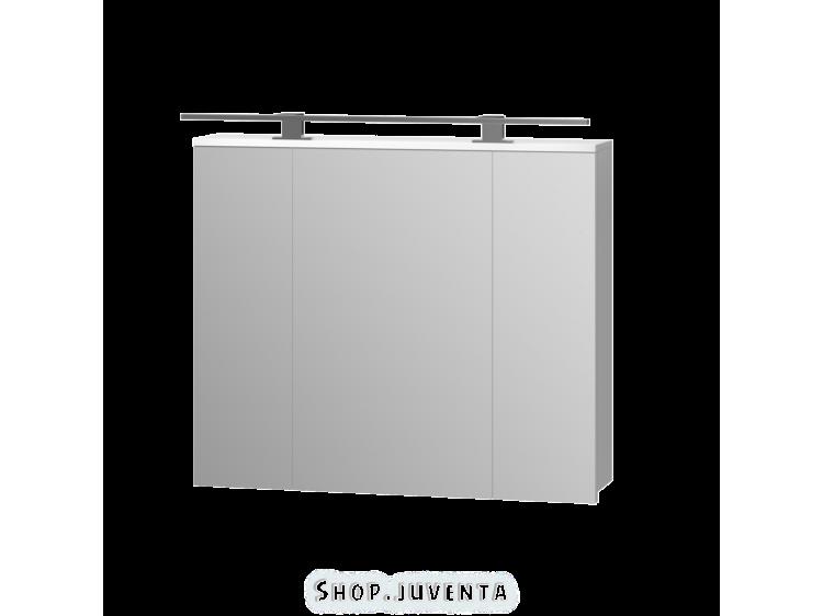 Дзеркальна шафа Oscar OscMC-80 біла