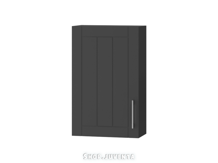 Wall cabinet Oscar OscP-64 Graphite