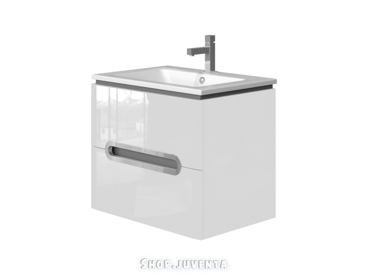 Vanity unit Prato Pr-65 White