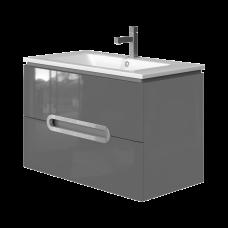 Vanity unit Prato Pr-85 Grey