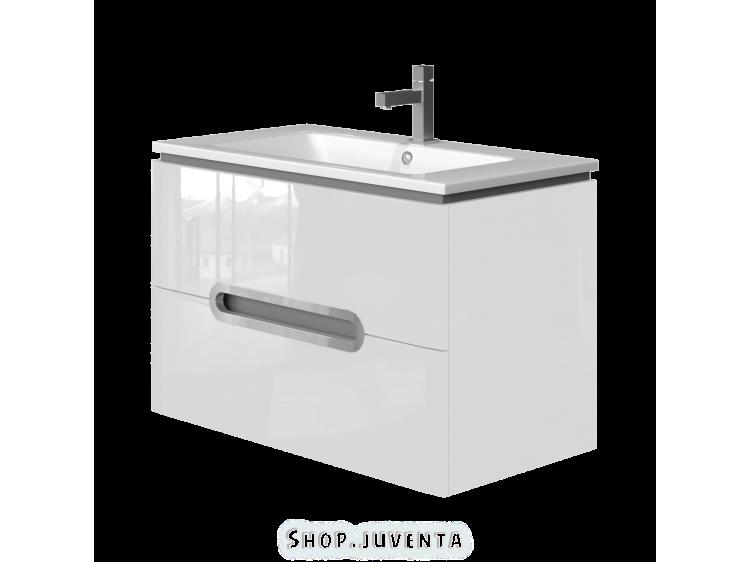 Vanity unit Prato Pr-85 White
