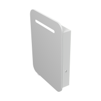 Mirror cabinet Prato PrM-60 White