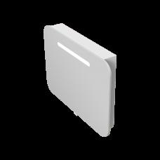 Зеркальный шкаф Prato PrM-80 белый