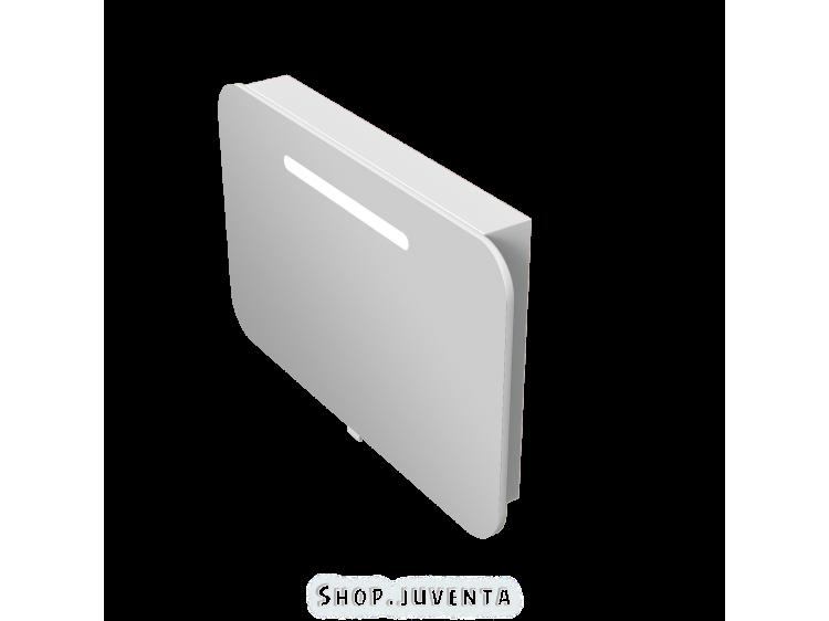 Дзеркальна шафа Prato PrM-90 біла