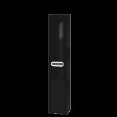Tall storage unit Prato PrP-170 Black