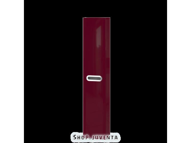 Tall storage unit Prato PrP-170 Claret