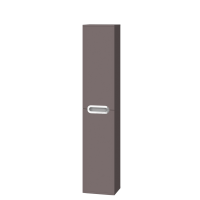 Tall storage unit Prato PrP-170 Dark Melon