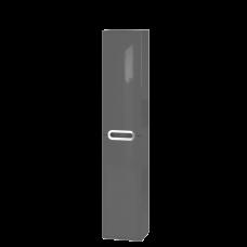 Tall storage unit Prato PrP-170 Grey