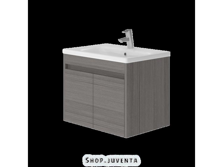 Vanity unit Ravenna Rv-65 Grey-Brown Avola Pine