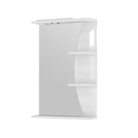 Зеркало Rio RioM1-50 белое