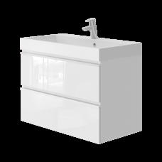 Vanity unit Savona Sv-80 White