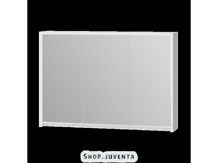 Зеркальный шкаф Savona SvM-100 белый