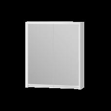 Зеркальный шкаф Savona SvM-60 белый