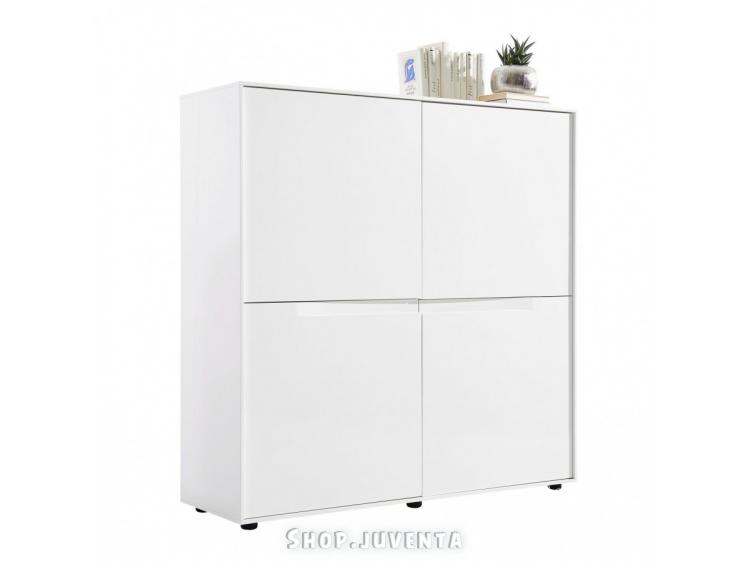 Комод Sequetto Type 2 (04610003/02) белый