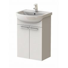 Vanity unit Slavuta Sl1-50 White