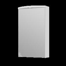 Зеркальный шкаф Slavuta SlMC1-45 белый