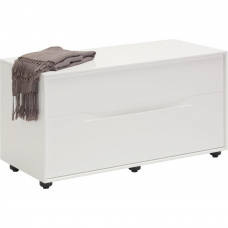 Chest of drawers for shoes Small furniture 04610012/03 White