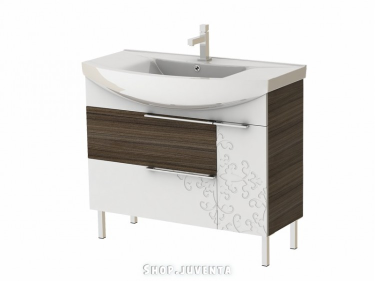 Vanity unit Sofia Nova Sn-95 Grey-Brown