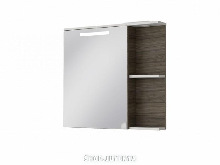 Mirror cabinet Sofia Nova SnMC-85 Grey-Brown