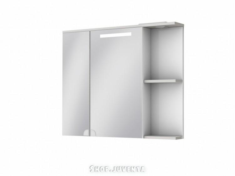 Mirror cabinet Sofia Nova SnMC-95 White