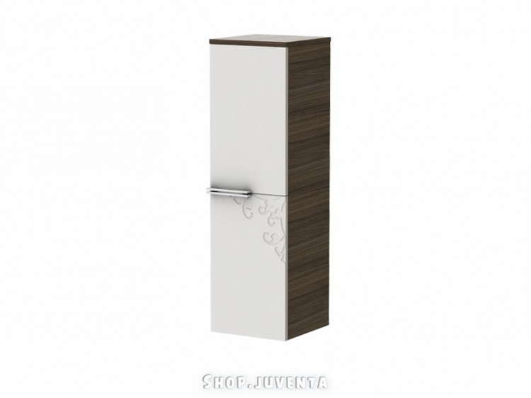 Tall storage unit Sofia Nova SnP-100 Grey-Brown