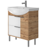 Vanity unit Sofia Sf-75 Wotan Oak