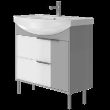 Vanity unit Sofia Sf-85 Grey