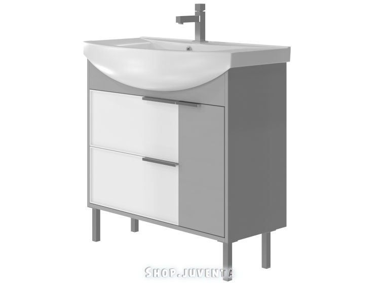 Vanity unit Sofia Sf-85 Grey