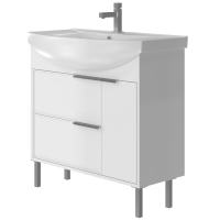 Vanity unit Sofia Sf-85 White